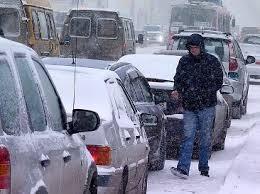 Благовещенцы жалуются на замерзшие автомобили