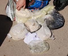 В области вновь обнаружена партия кустарных наркотиков
