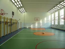 В Пояркове открылся спортзал в детском доме