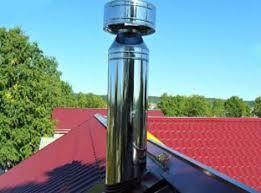 Варианты систем для дымоотвода