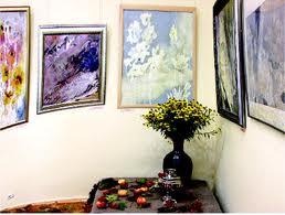 Выставка картин в Тынде