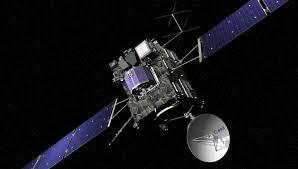Космический зонд под названием «Розетта» отправил свой первый сигнал на Землю
