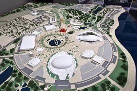 Для Сочи построили новый современный город