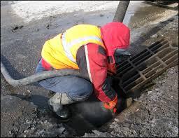 В Благовещенске будут чистить ливневую канализацию