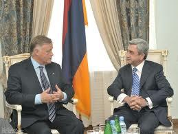 Армения намерена вступить в Евразийский экономический союз