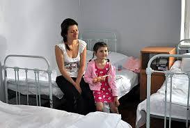 В благовещенском храме оборудование для детской больницы прошло обряд освящения