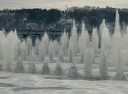 На реке Томь могут взорвать лед