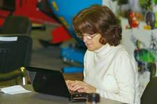 Версия сайта Пенсионного фонда для слабовидящих
