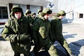 Военнослужащим  Белогорска предложили  форму нового образца