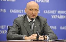 Турчинов объявил о силовой операции на севере Донецкой области