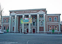 Пьеса Арбузова «Мой бедный Марат» поставлена в  драматическом театре