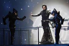 Шоу за три миллиона евро продемонстрировал жителям Благовещенска Филипп Киркоров