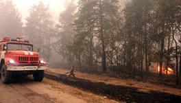 Приамурью  грозит тяжёлый пожароопасный период