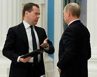 Владимир Путин увеличил зарплату