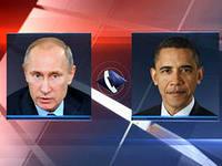 Путин провел телефонный разговор с Обамой