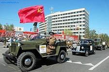 В Белогорске проходят репетиции празднования Дня Победы
