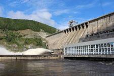 Уровень Зейского водохранилища резко увеличивается