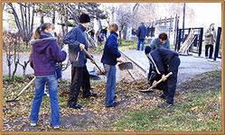 В Белогорске готовятся к генеральной весенней уборке