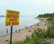 В Благовещенске в этом году не будет официальных пляжей