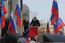 В Украине идут пророссийские митинги с захватом административных зданий
