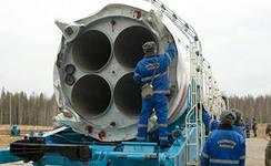 Монтаж ёмкостей для хранения ракетного топлива на космодроме Восточный завершён