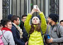 На российском рынке смартфонов лидером является iPhone, а Windows Phone оказался в аутсайдерах