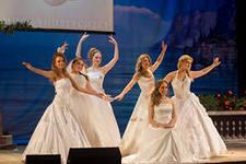Целая волна студенческих балов прошла в глубинке России