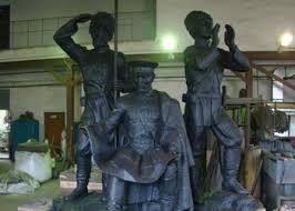 В Благовещенск привезут памятник казакам-первопоселенцам