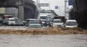 В Зейском районе прошли сильные дожди