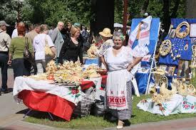 В парке Дружбы прошел фестиваль национальных культур