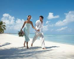 Мальдивы — рай для молодоженов и всех, кто любит романтику