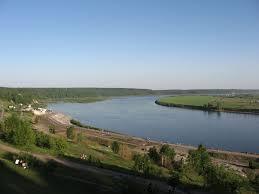 Укрепление берега реки Томь