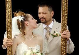 Увеличилось количество браков между китайцами и иностранками