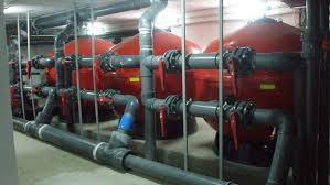 В больнице  посёлка Прогресс модернизируют систему водоснабжения
