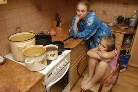 Жителям КПП не нравится то, что они остаются без горячей воды