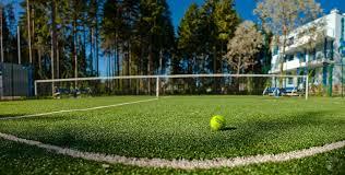 Отдых на теннисном корте
