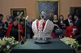 Презентация реплики Большой императорской короны
