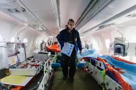 Увеличились расходы Приамурья на санавиацию центра медицины катастроф