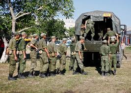 Военнослужащие по контракту из Приамурья смогут служить недалеко от места жительства