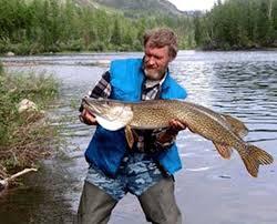 Российский рыболовный туризм