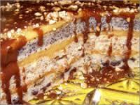 Первый рецепт фирменного торта Белогорска