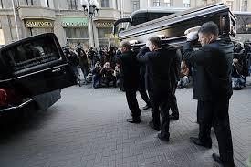 Любимов выступил в качестве режиссера даже в случае собственных похорон