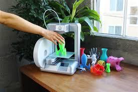Начинается эпоха 3D печати