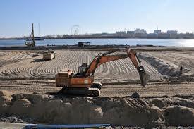 В конце ноября будет открыт новый участок берега Амура, оборудованный урнами для собак