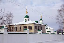 Женский монастырь в Ивановском районе