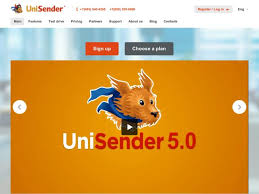 Сервис СМС-сообщений от Uni Sender