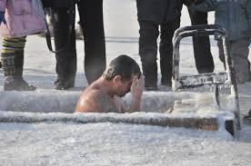 В Благовещенске все готово к зимнему купанию