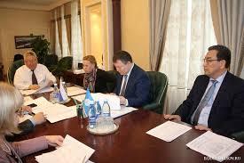 Обсуждение антикризисных мер в Белогорске