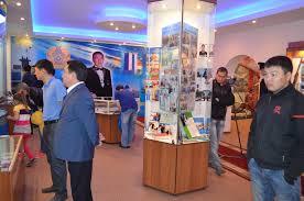 В музее Департамента внутренних дел побывали школьники столицы