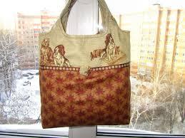 Текстильные сумки снова в моде